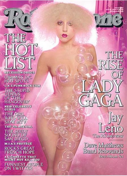 Rolling Stone Lady Gaga
